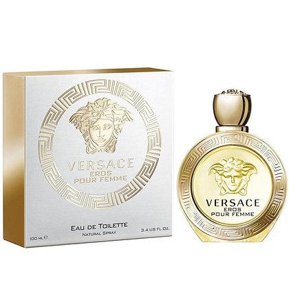 Versace | Eros Pour Femme | 100ml | E.D.T | בושם לנשים