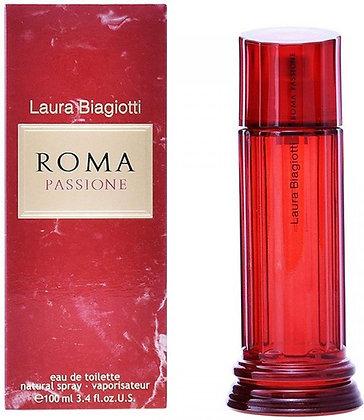 Laura Biagiotti   Roma Passione   100ml   E.D.T   בושם לנשים