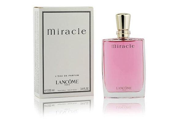 Lancome | Miracle | 100ml | E.D.P | בושם לאישה | טסטר