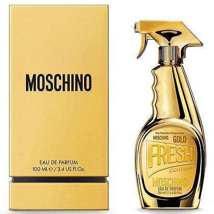 Moschino | Fresh Gold | E.D.P | 100ml | בושם לאישה מוסקינו