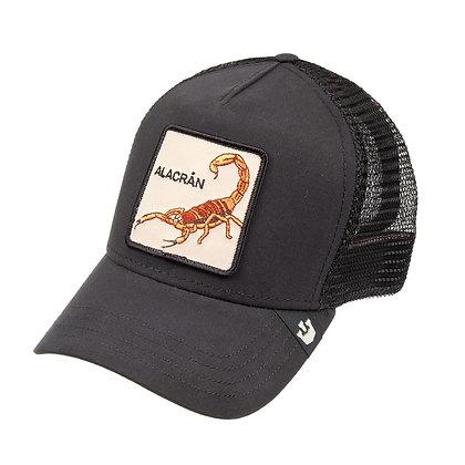 Goorin Bros | Alacran | כובעי גורין | עקרב | שחור