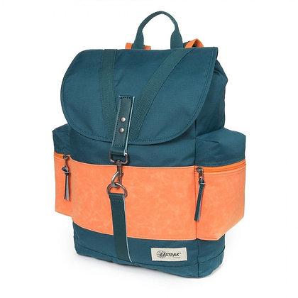 Eastpak | Plica | תיק גב | ירוק כתום