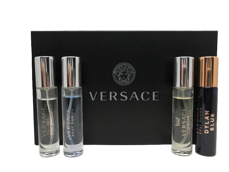 Versace   Travel Exclusive Miniatures   סט בשמי מיני לגבר