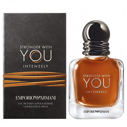 Stronger With You Intensely 100ml - ארמני - בושם לגבר