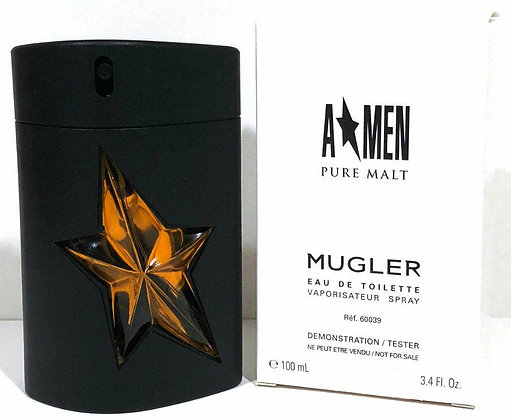 Thierry Mugler | A*Men Pure Malt | E.D.T | 100ml | בושם לגבר | טסטר