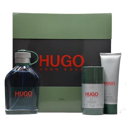 Hugo Boss | Hugo | סט מבושם לגבר עם שלושה פריטים