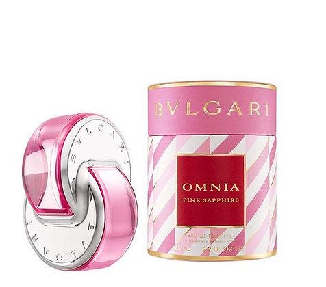 Bvlgari | Omnia Pink Sapphire | E.D.P | 65ml | בושם לאישה בולגרי
