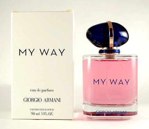 Giorgio Armani   My Way   EDP   90ml   בושם לנשים   טסטר