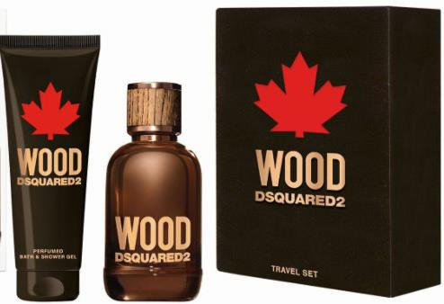 Dsquared2 | Wood | סט מבושם לגבר