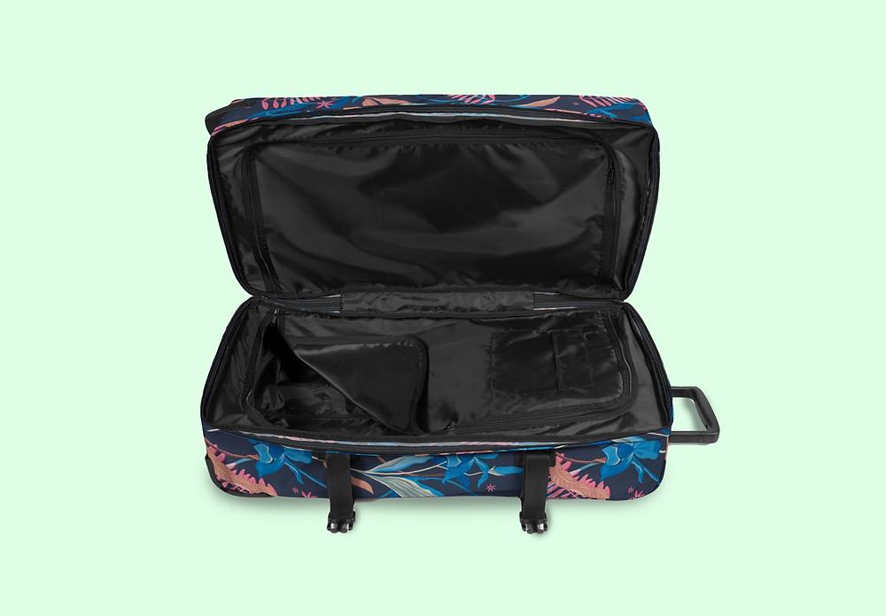 חלוקת תאים נוחה - מזוודות - איסטפק