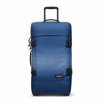 Tranverz M - איסטפק - מזוודה בינונית - נייבי דוהה