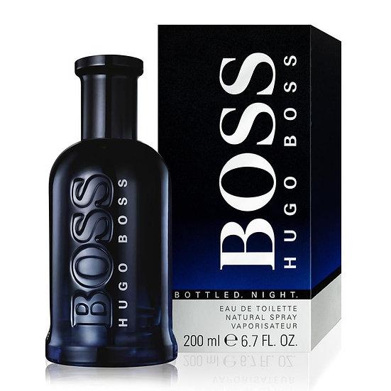 Hugo Boss | Boss Bottled Night | 200ml | E.D.T | בושם לגבר