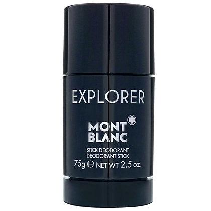Montblanc | Explorer | 75ml | דאודורנט סטיק לגבר