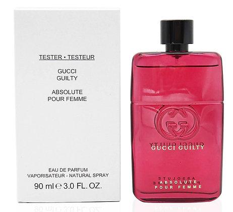 Gucci | Guilty Absolute Pour Femme | EDP | 90ml | בושם לאישה | טסטר