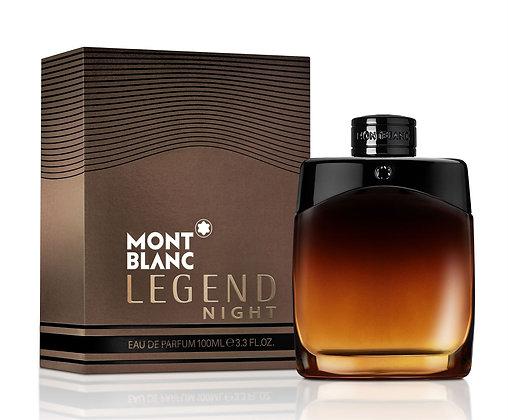 MontBlanc | Legend Night | E.D.P | 100ml | בושם לגבר