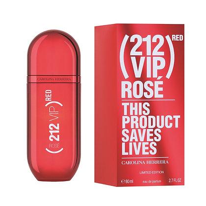 Carolina Herrera | 212 Vip Red Rose | E.D.P | בושם לאישה