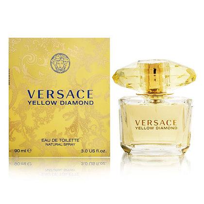 Versace   Yellow Diamond   90ml   E.D.T   בושם לאישה