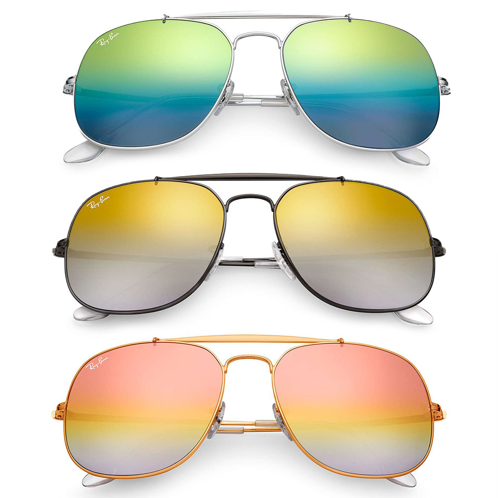 ריי באן - משקפי שמש טייסים - דגמים מודרנים