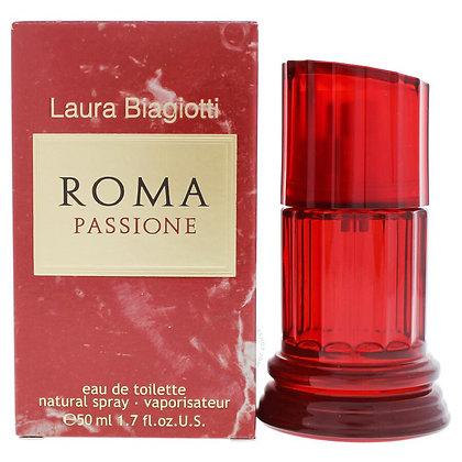 Laura Biagiotti | Roma Passione | 50ml | E.D.T | בושם לאישה
