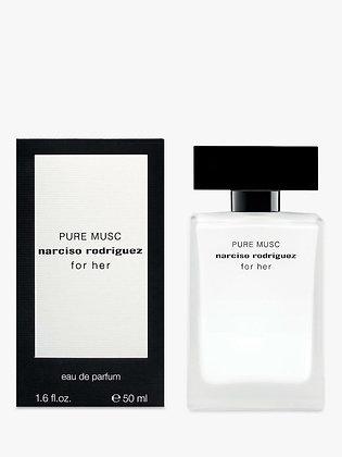 Narciso Rodriguez | Pure Musc | E.D.P | 50ml | בושם לאישה