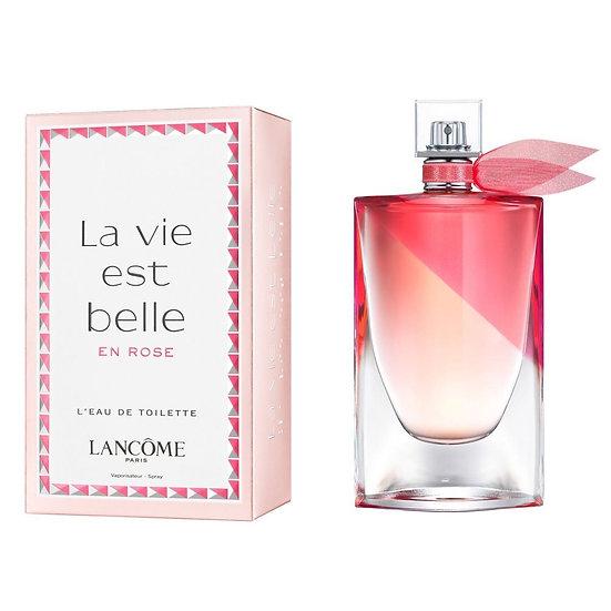 Lancome | La Vie Est Belle En Rose | E.D.T | 100ml | בושם לאישה
