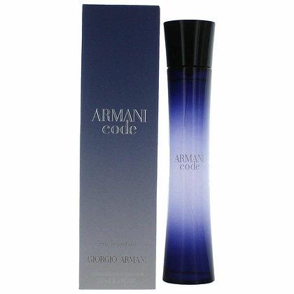Giorgio Armani | Code | 75ml | E.D.P | בושם לנשים