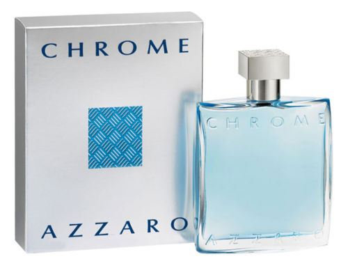 Azzaro chrome 100ml אזרו - בושם לגבר - באריזת טסטר
