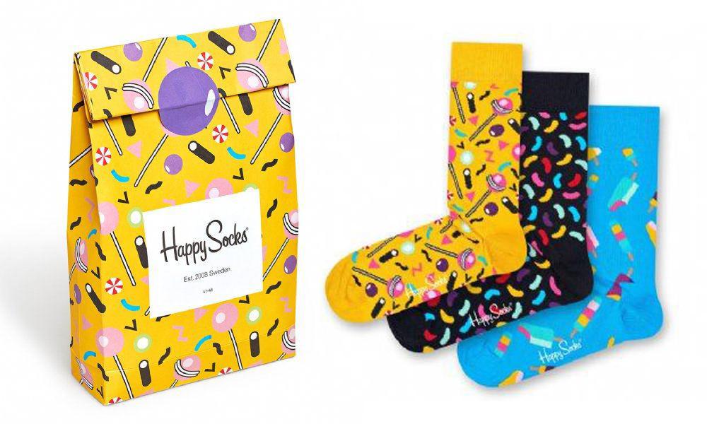 גרביים של הפי סוקס | רעיונות למתנה
