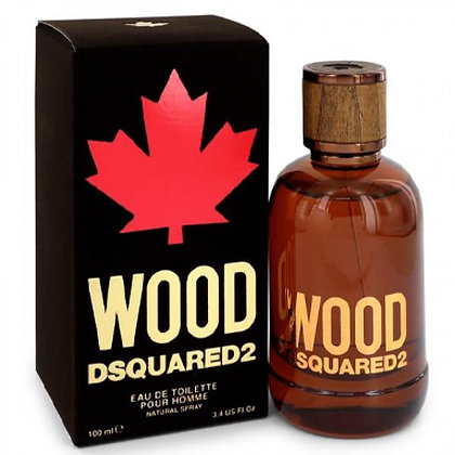 Dsquared2 | Wood | 100ml | EDT | דיסקוורד | בושם לגברים