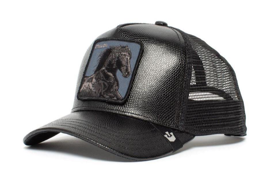 כובעים של גורין - סוס שחור