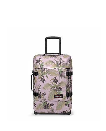 Tranverz S - איסטפק - מזוודה קטנה - ורוד פרחוני