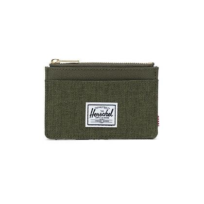 Herschel Supply Co | Oscar | ארנק | ירוק זית
