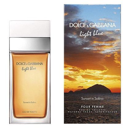 Dolce & Gabbana | Light Blue - Sunset In Salina | 100ml | בושם לנשים