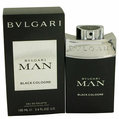 Bvlgari | Man Black Colgone | E.D.T | 100ml | בושם לגבר
