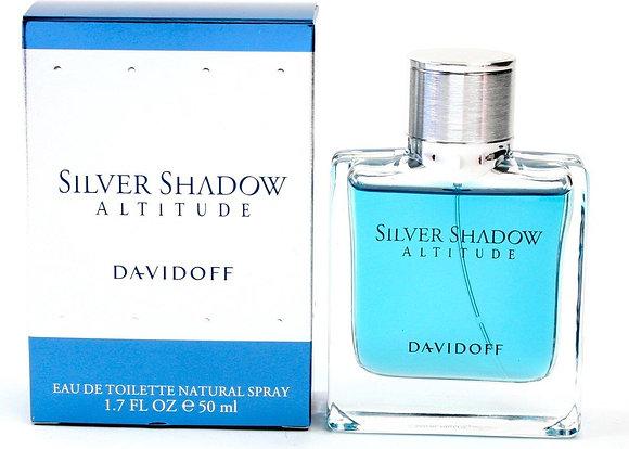 Davidoff   Silver Shadow Altitude   E.D.T   50ml   בושם לגברים
