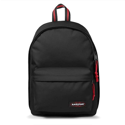 Eastpak   Out Of Office   תיק גב   שחור-אדום
