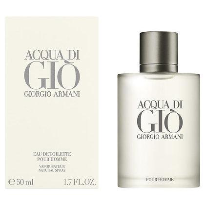 Giorgio Armani | Acqua Di Gio | 50ml | E.D.T | בושם לגבר