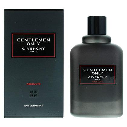Givenchy   Gentlemen Only Absolute   E.D.P   100ml   בושם לגבר