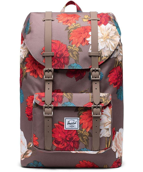 Herschel Supply Co | Little America Mid Vol | תיק גב | פרחוני