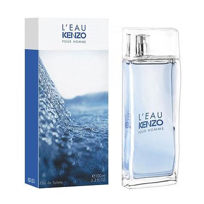 Kenzo | L'eau Pour Homme | E.D.T | 100ml | בושם לגבר