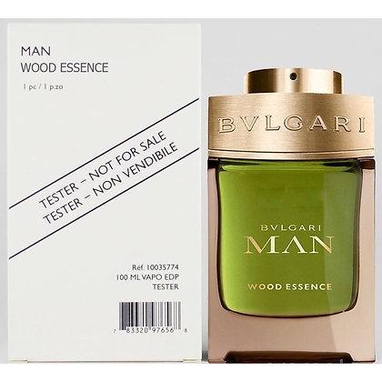 Bvlgari Man | Wood Essence | E.D.P | 100ml | בושם לגבר | טסטר