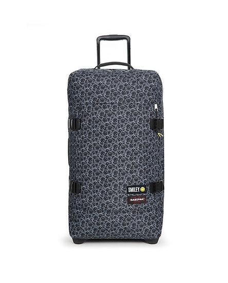 Eastpak | Tranverz M | מזוודה בינונית | סמיילי