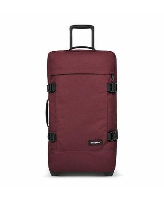 Eastpak   Tranverz M   מזוודה בינונית   יין
