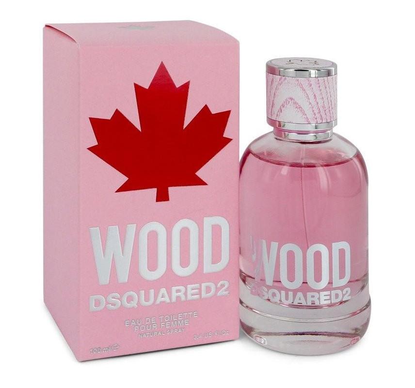 בושם לנשים Dsquared2 Wood Pour Femme
