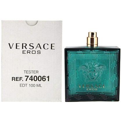 Versace | Eros | E.D.T | 100ml | בושם לגבר | טסטר