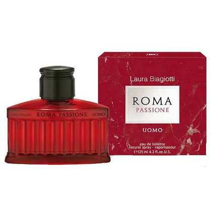 Laura Biagiotti | Roma Passione | E.D.T | 125ml | בושם לגבר