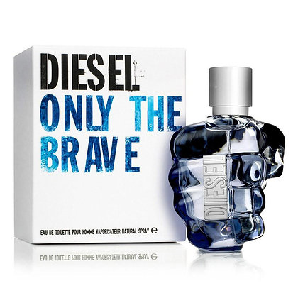 Diesel | Only The Brave | 125ml | E.D.T | בושם לגבר