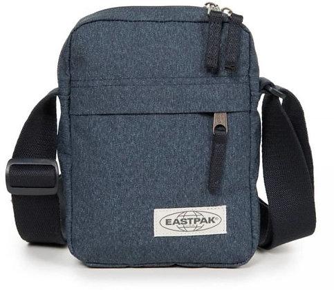 Eastpak   The One   תיק צד קומפקטי איסטפק   כחול שטוף