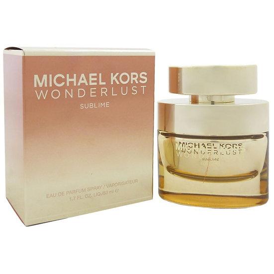 Michael Kors | Wonderlust Sublime | 50ml | E.D.P | בושם לאישה