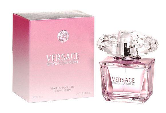 Versace | Bright Crystal | 90ml | E.D.T | בושם לאישה